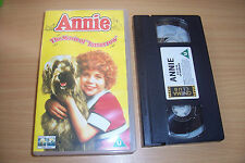 ANNIE THE MOVIE OF TOMORROW 122 MIN APPROX