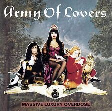 ARMY OF LOVERS : MASSIVE LUXURY OVERDOSE / CD (TON SON TON ULT 9502-2)
