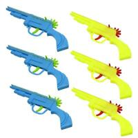 Plastic Rubber Band Gun Mould Hand Pistol Shooting Toy for Kids Playing Toys