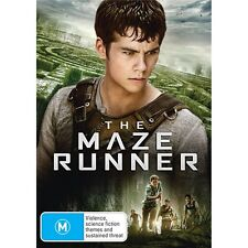 THE MAZE RUNNER-Dylan O'Brien-Region 4-New AND Sealed