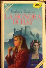 LA SIGNORA DI HAY Erskine 1^ ed. 1990 SPERLIN & KUPFER Arcelli Riva Ventura