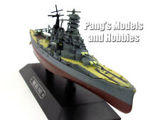 IJN Battleship Kirishima 1/1100 Scale Diecast Metal Model Ship by Eaglemoss