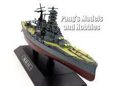 IJN Battleship Kirishima 1/1100 Scale Diecast Metal Model Ship by Eaglemoss