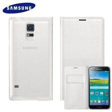 Samsung Galaxy S4 Blanco Flip Funda Genuina Original ef-wg900bweg En Caja, 24 horas Post