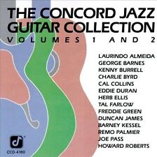 Remo Palmier : The Concord Jazz Guitar Collection, Vol CD