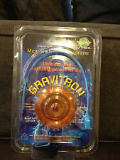TEDCO  Gravitron ~Museum Of Science + Industry Chicago NEW IN BOX~ ORANGE~