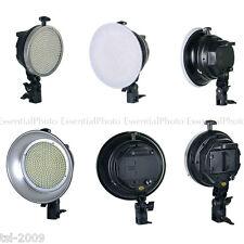 Portable LED380 video lights dslr écran vert interview retail lighting 5500K