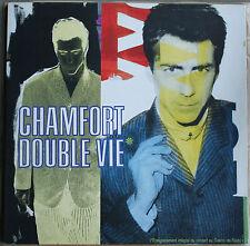 """ALAIN CHAMFORT """"DOUBLE VIE"""" CASINO DE PARIS  33T    2LP"""