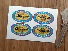 Campagnolo prodotti Speciali Set De 4 Stickers De 30 Mm Car Rueda De Carrera Racing Alfa