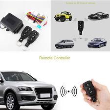 Auto Remote Controllers Central Alarm Door Lock Unlock Keyless Entry System Kit