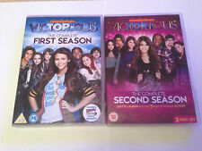 VICTORIOUS DVD - COMPLETE SERIES 1  + 2  - VICTORIA JUSTICE - NICKELODEON