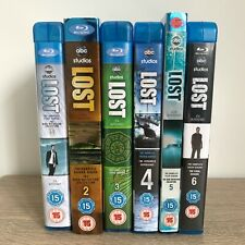 LOST: Series 1-6 Complete Blu-Ray HD DVD Box Set - collection adventure mystery