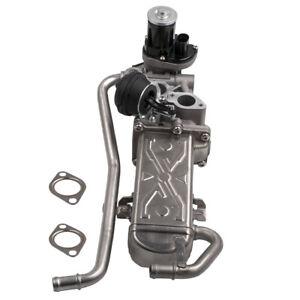 EGR Valve Cooler 03L131512AS For VW Polo Audi A1 Seat Ibiza Skoda 1.6 TDI 5 Pin