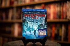 Inception (2-Disc Blu-ray/DVD/Digital, 2010, Lenticular O-Sleeve) NEW & SEALED