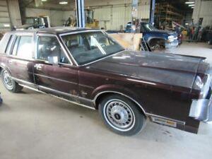 Rear Drive Shaft Fits 80-89 LINCOLN & TOWN CAR 267457