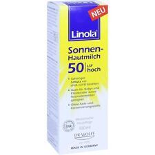 LINOLA Sonnen-Hautmilch LSF 50   100 ml   PZN11637166