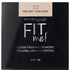 MAYBELLINE - Fit Me Loose Finishing Powder, Fair Light - 0.7 oz. (20 g)