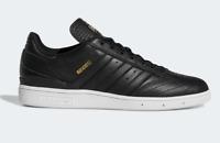 ADIDAS BUSENITZ Size 9.5 Men's Shoes (Black/Gold Metallic) New with Box EE6249