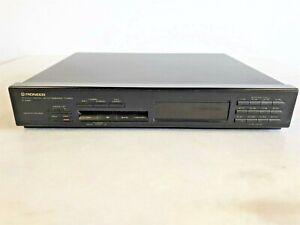 Vintage Retro Pioneer F-Z92L FM AM Digital Synthesizer Tuner HIFI -Fully Working