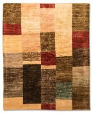 Tapis multicolore pour le séjour en 100% laine