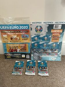 panini adrenalyn xl euro 2020 Packs And Multipacks