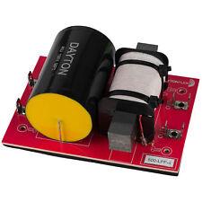 Dayton Audio 500-LPF-4 Low Pass Speaker Crossover 500 Hz 12 dB/Octave
