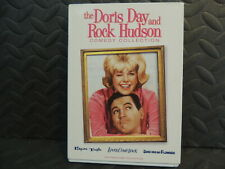 DORIS DAY ROCK HUDSON COMEDY DVD SET PILLOW TALK LOVER COME BACK SEND ME NO FLOW