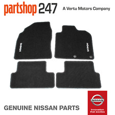 For Nissan Qashqai Genuine Car Floor Mats Tailored Velour Luxury X4 KE755JD011