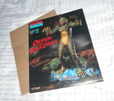 Empty Box ONLY 1994 Revell Monogram Creature from the Black Lagoon Model #6490