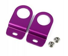 Superforma 3mm Radiator Brackets Fits Nissan Skyline R34 GTT/GTR - Purple