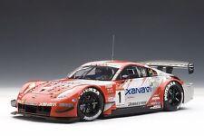 1:18 Autoart nissan fair lady Z JGTC 2004 Xanavi nismo #1 - rareza! nuevo en OVP
