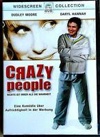 GRAZY PEOPLE (PUBBLIFOLLIA)(1990) Dudley Moore - DVD IN ITALIANO D'IMPORTAZIONE