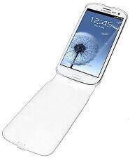 Samsung licence ÉTUI EN CUIR À RABAT POUR GALAXY S3 PAR ANYMODE - Blanc