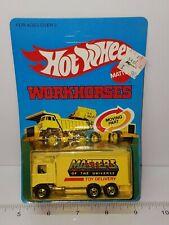 VINTAGE 1979 HOT WHEELS WORKHORSES HIWAY HAULER NO. 2548 MASTERS OF THE UNIVERSE