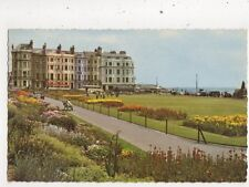 Warrior Square St Leonards On Sea 1963 Postcard 924a