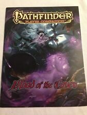 Pathfinder RPG Player Companion; Blood of the Coven