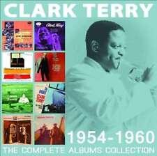 Clark Terry - The Complete Álbumes Colección: 1954-1960 (CD 4) NUEVO 4x CD