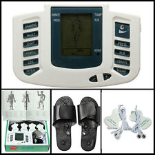 Digital Stimulator Full Body Relax Pulse Acupuncture Massager Slipper Health A+