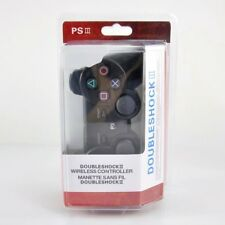 PS3 Wireless Controller DoubleShock 3 - Black - sealed
