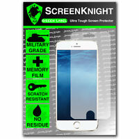 """ScreenKnight Apple iPhone 6 / 4.7"""" FRONT SCREEN PROTECTOR invisible shield"""