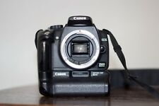 Canon EOS 350D / Digital Rebel XT 8.0MP Digital SLR Camera - Black (Body Only)