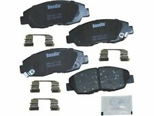 For 1990-2002 Honda Accord Brake Pad Set Front Bendix 64215RX 1991 1992 1993