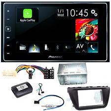 Pioneer SPH-DA120 CarPlay Bluetooth AppRadio Einbauset für Suzuki SX4 S-Cross