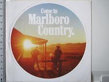 Aufkleber Sticker Marlboro - Come to Marlboro Country - Tobacco - Blend (M1169)