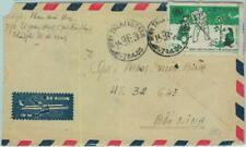 91236 -  VIETNAM - Postal History -  AIRMAIL  COVER  - Gardening Planting