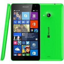 Microsoft Lumia 535 grado a Green 8GB Teléfono inteligente Desbloqueado Windows con Garantía