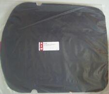 1970 - 1981 FIREBIRD CAMARO TRANS AM - REAR SEAT CENTER HUMP COVER - BLACK VINYL