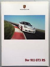 V12479 PORSCHE 911-996 GT3RS - CATALOGUE - 06/03 - 16x21 - D