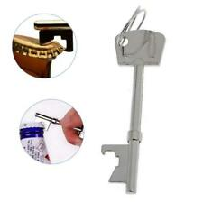 Portable Beer Bottle Openers Hanging Ring Key chain Kitchen Tools Accessories