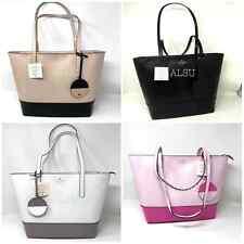 Kate Spade Bag Briel Large Tote Leather Beige Black White Pink Brown WKRU6708